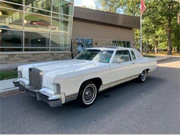 1979 Lincoln Continental (CC-1416975) for sale in Cadillac, Michigan