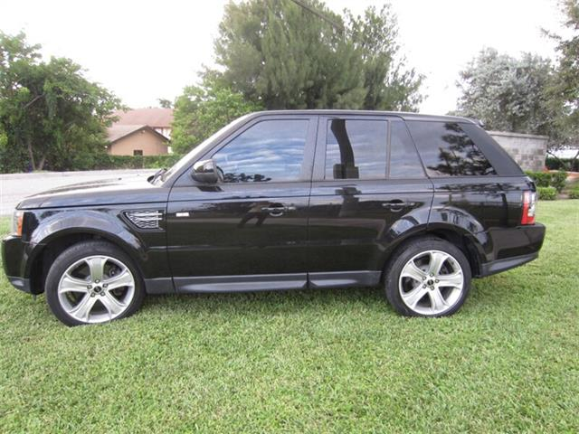 2012 Land Rover Range Rover Sport (CC-1416978) for sale in Delray Beach, Florida