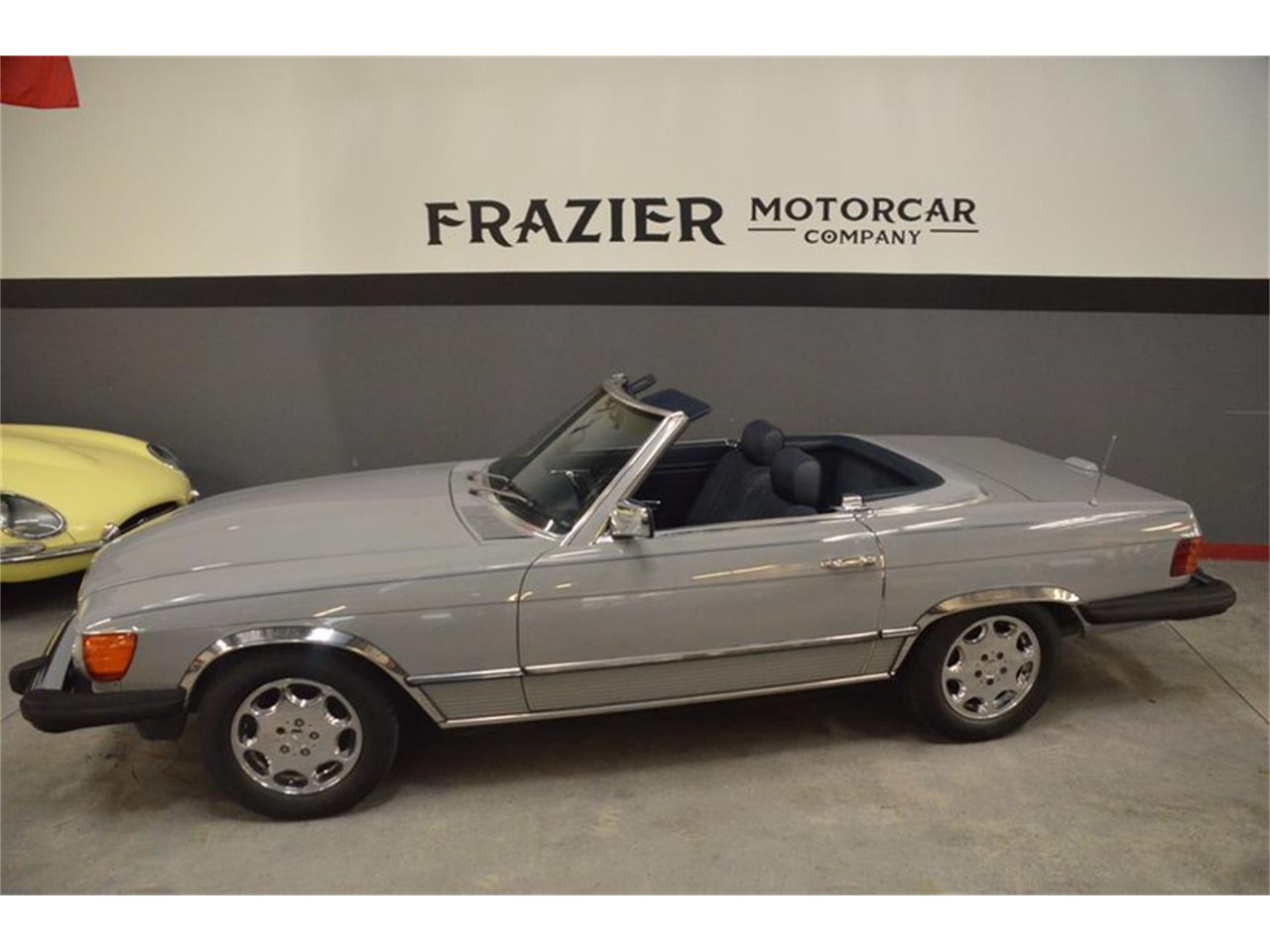 1983 Mercedes-Benz 380SL (CC-1416987) for sale in Lebanon, Tennessee