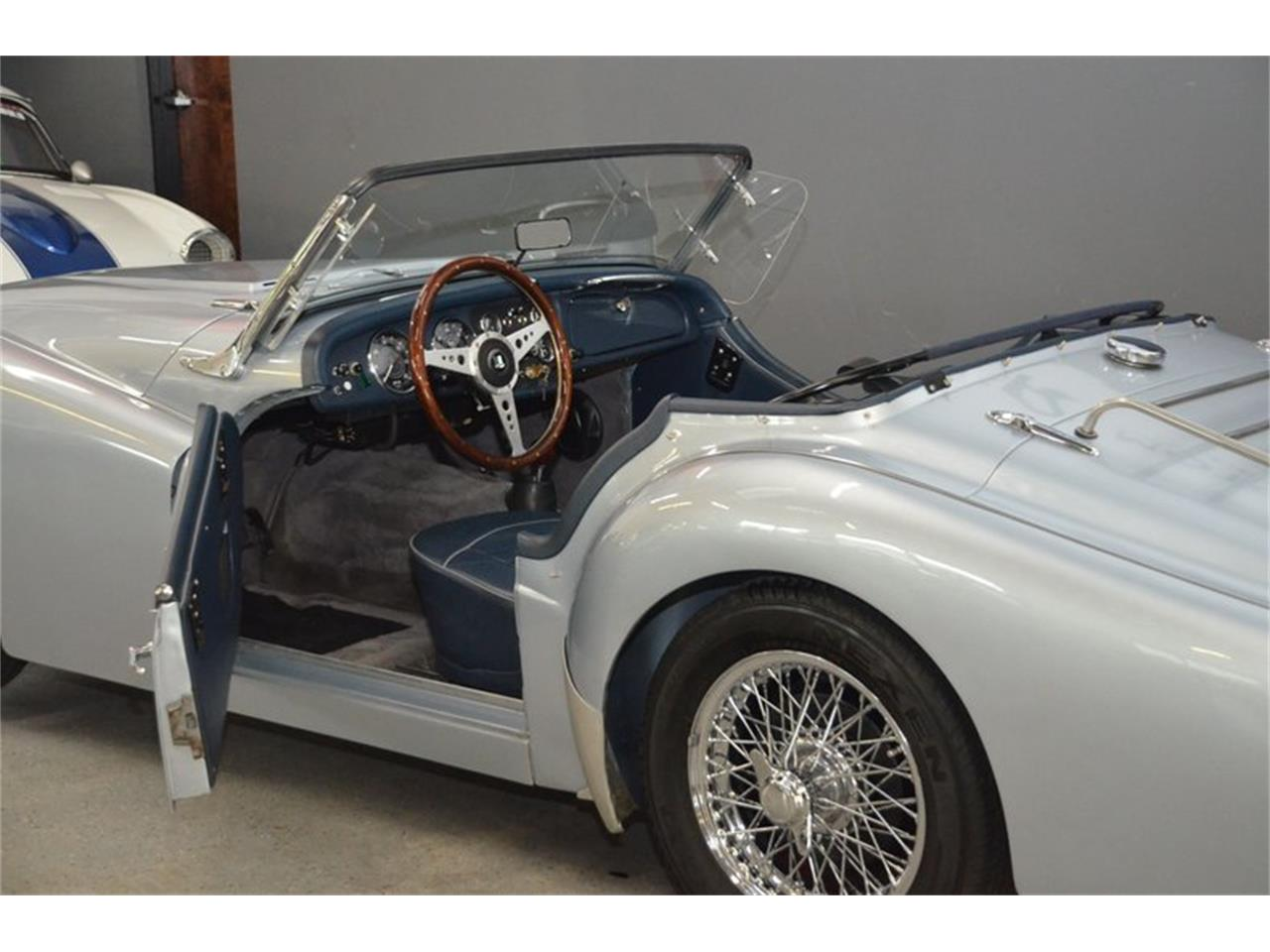 1959 Triumph TR3 (CC-1416990) for sale in Lebanon, Tennessee