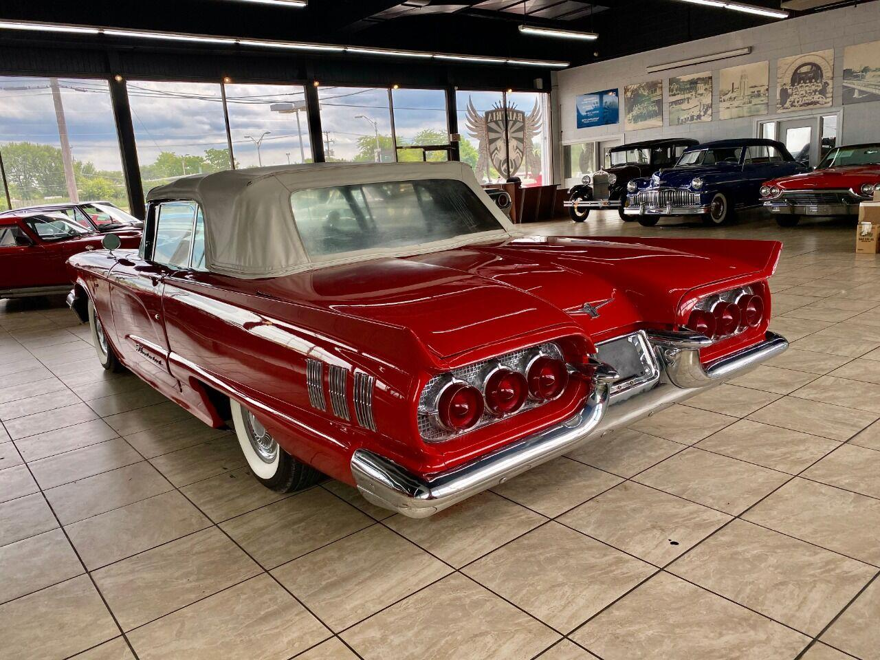 1960 Ford Thunderbird (CC-1416995) for sale in St. Charles, Illinois