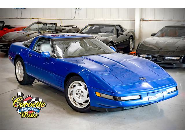 1994 Chevrolet Corvette (CC-1417003) for sale in Burr Ridge, Illinois