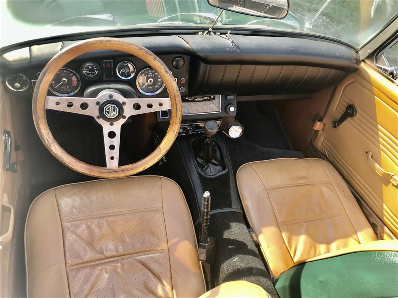 1977 MG Midget (CC-1417011) for sale in Clarksville, Georgia