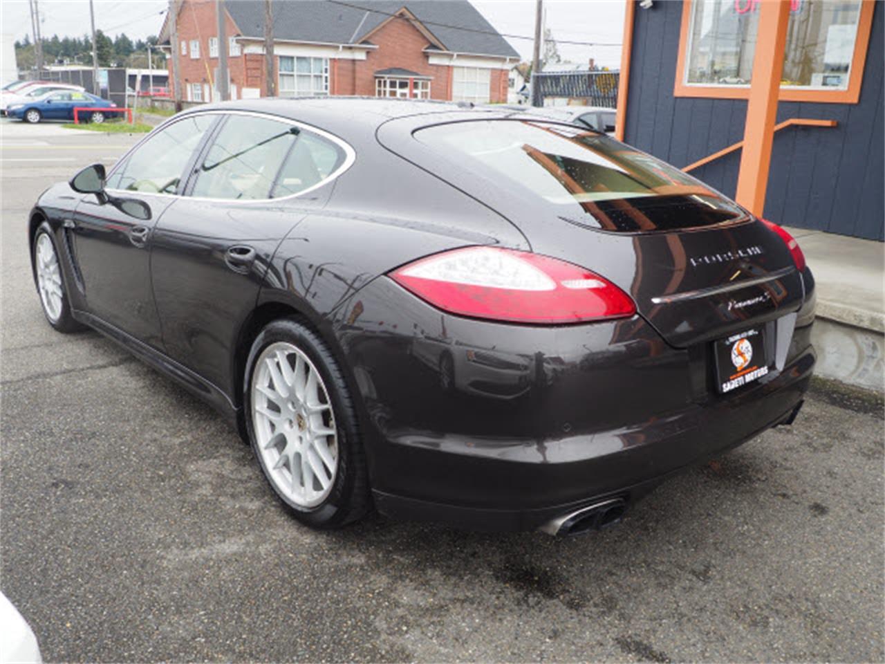 2010 Porsche Panamera (CC-1417013) for sale in Tacoma, Washington