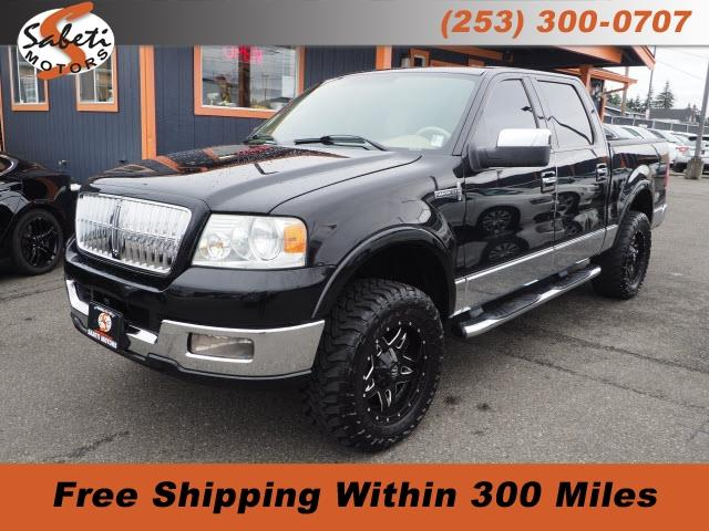 2006 Lincoln Mark LT (CC-1417014) for sale in Tacoma, Washington