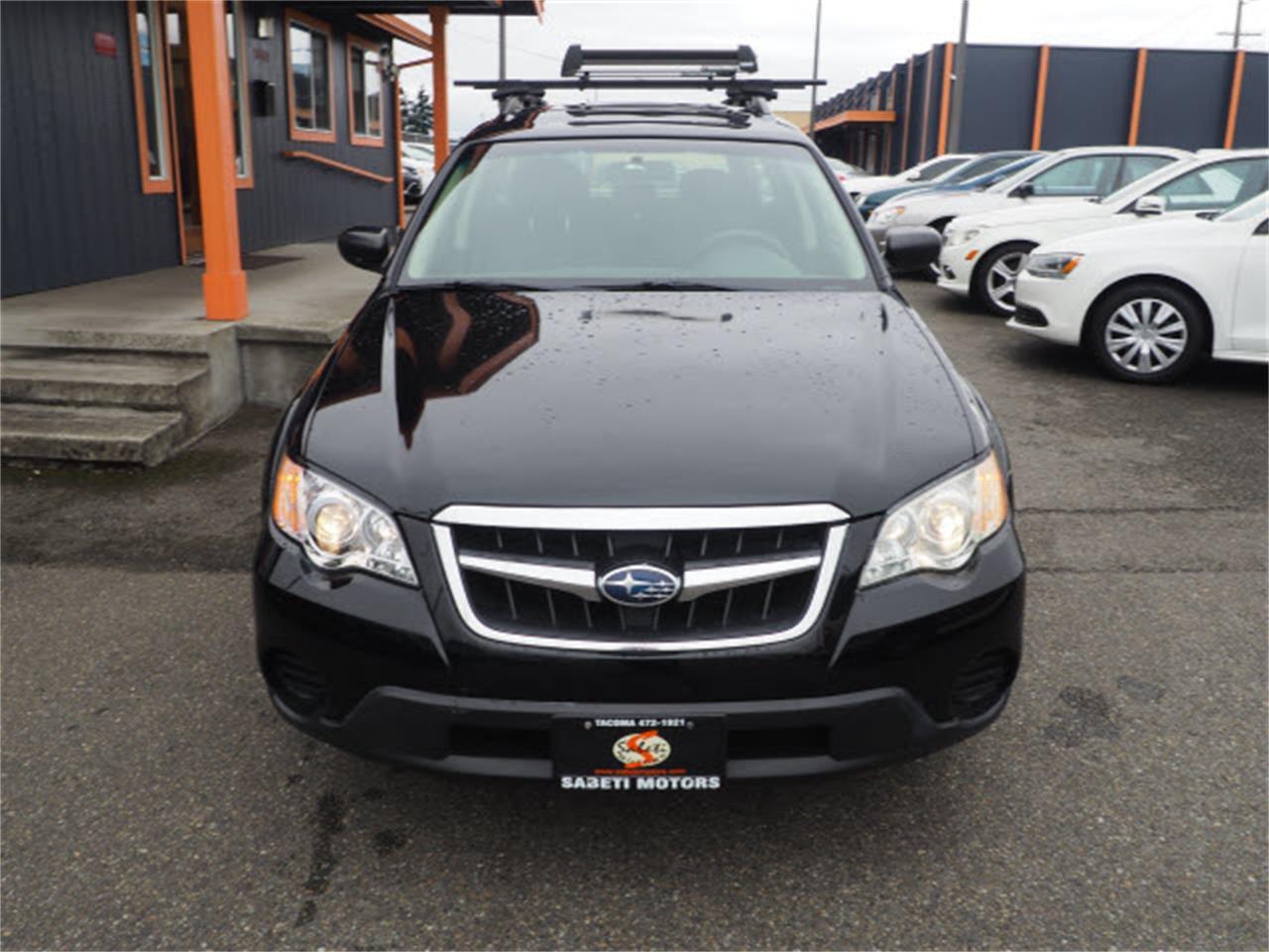 2009 Subaru Outback (CC-1417018) for sale in Tacoma, Washington