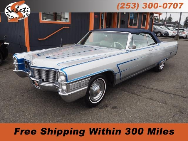 1965 Cadillac DeVille (CC-1417019) for sale in Tacoma, Washington