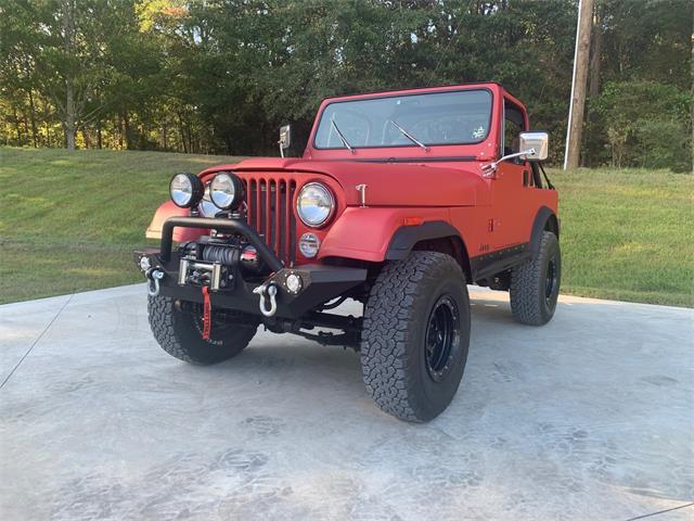 1986 Jeep CJ7 (CC-1417025) for sale in Waynesboro, Mississippi