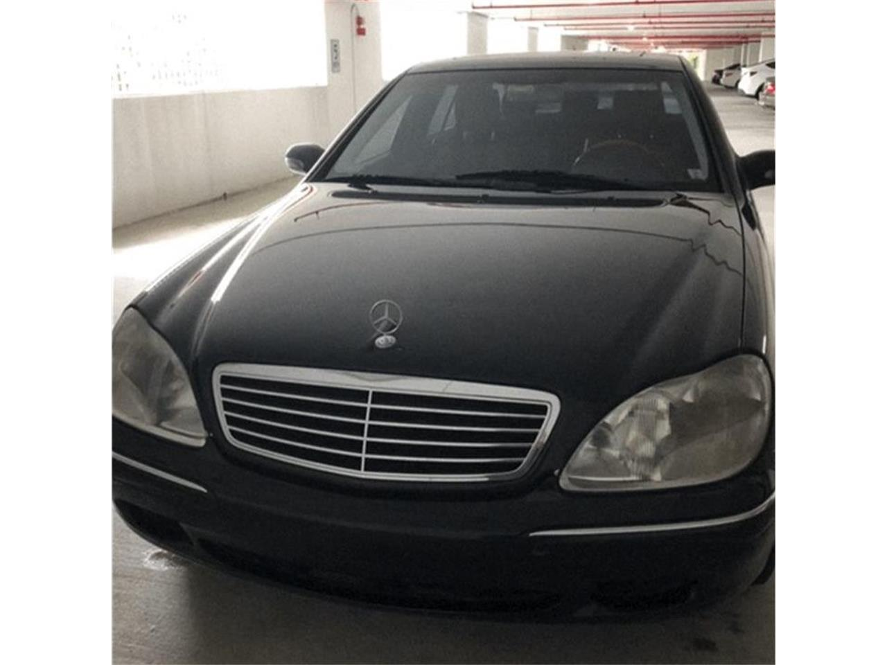 2000 Mercedes-Benz S500 (CC-1417041) for sale in SUNNY ISL BCH, Florida