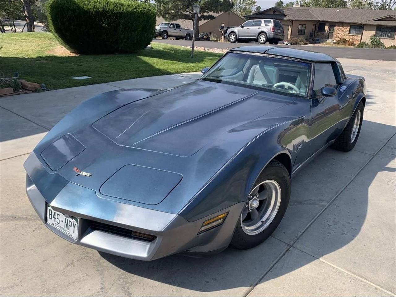 1980 Chevrolet Corvette (CC-1417043) for sale in Parker, Colorado