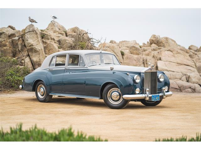 1957 Rolls-Royce Silver Cloud (CC-1417045) for sale in MONTEREY, California