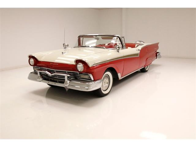 1957 Ford Fairlane (CC-1417058) for sale in Morgantown, Pennsylvania