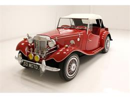 1987 MG TD (CC-1417065) for sale in Morgantown, Pennsylvania