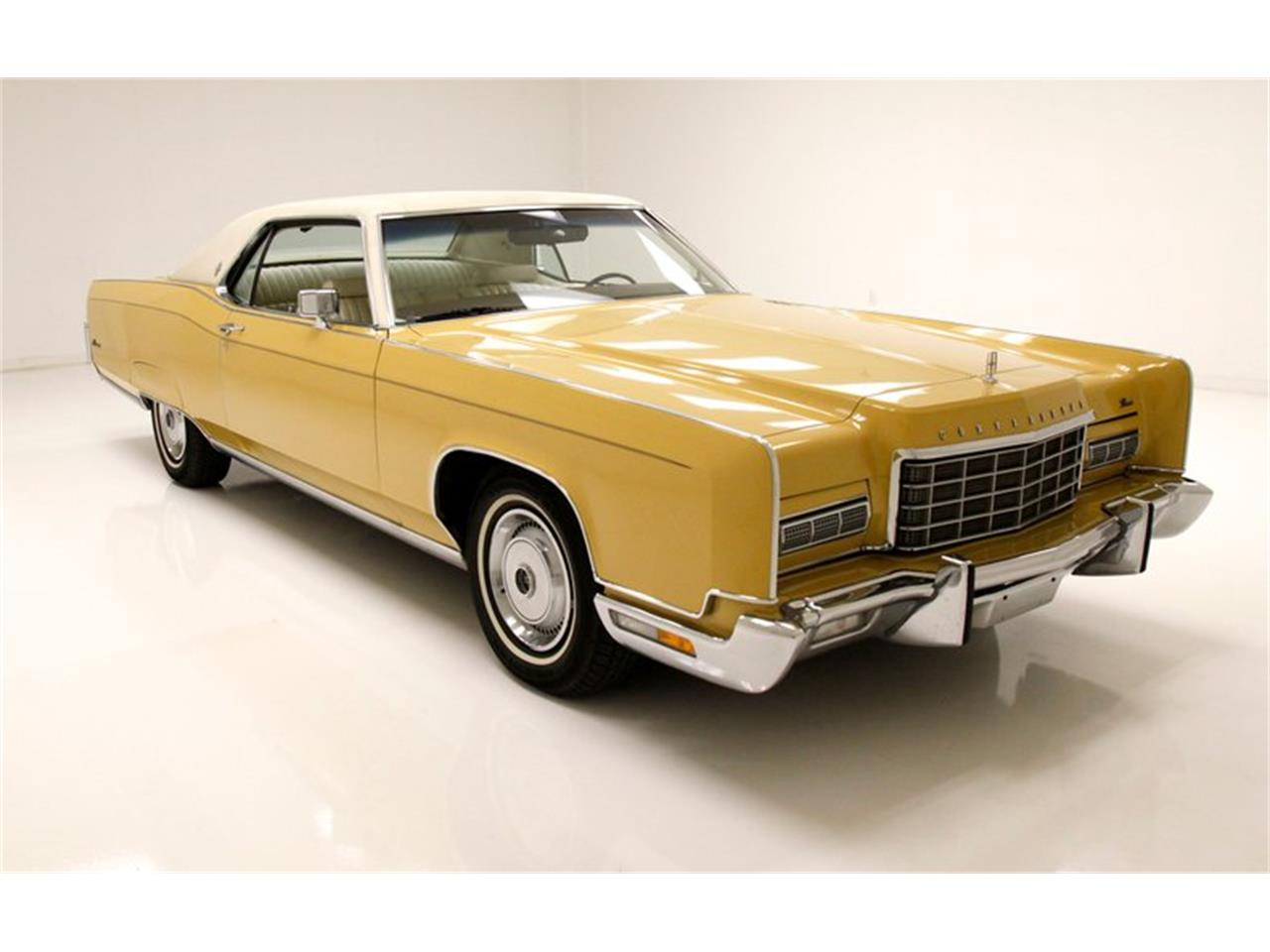 1973 Lincoln Continental (CC-1417066) for sale in Morgantown, Pennsylvania
