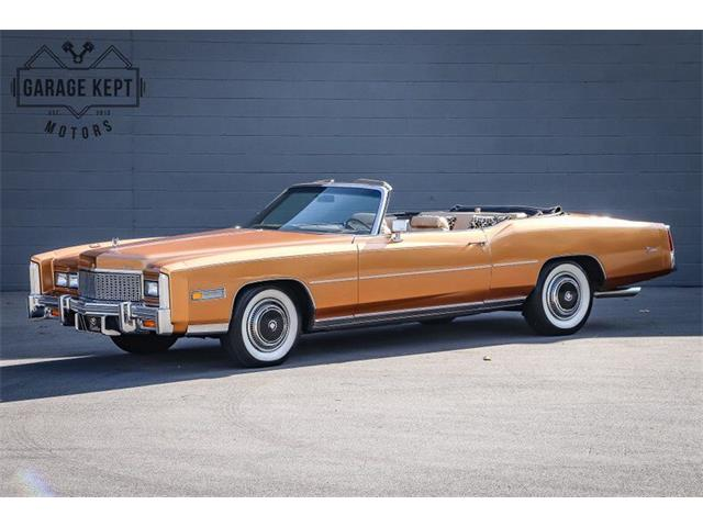 1976 Cadillac Eldorado (CC-1417070) for sale in Grand Rapids, Michigan