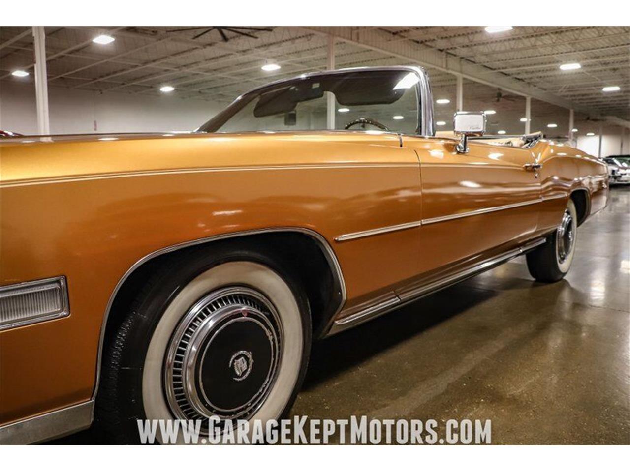 1976 Cadillac Eldorado (CC-1417070) for sale in Grand Rapids, Michigan