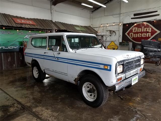 1980 International Scout II (CC-1417082) for sale in Redmond, Oregon