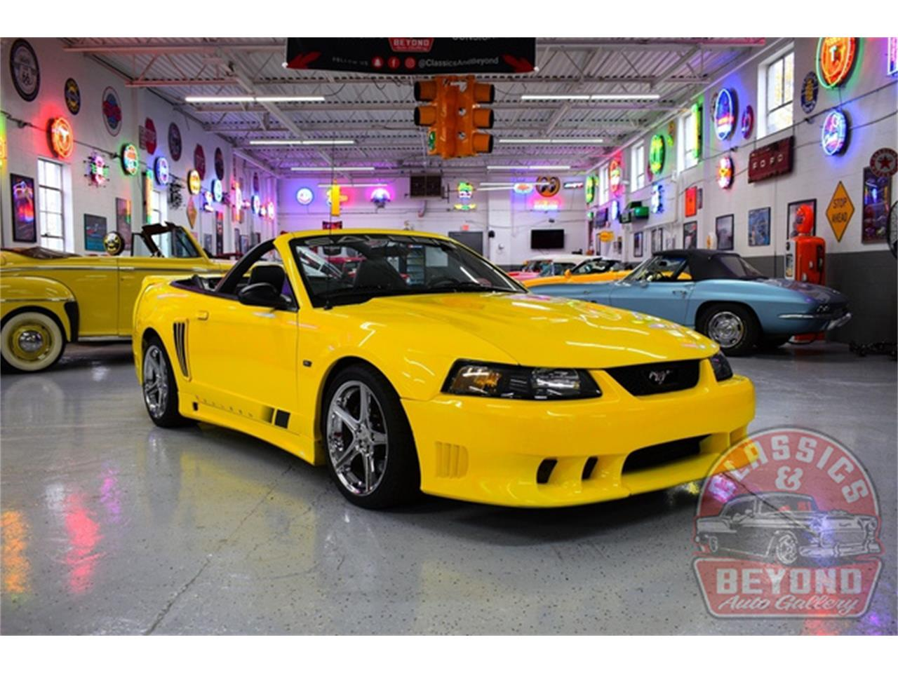 2003 Ford Mustang (CC-1417084) for sale in Wayne, Michigan