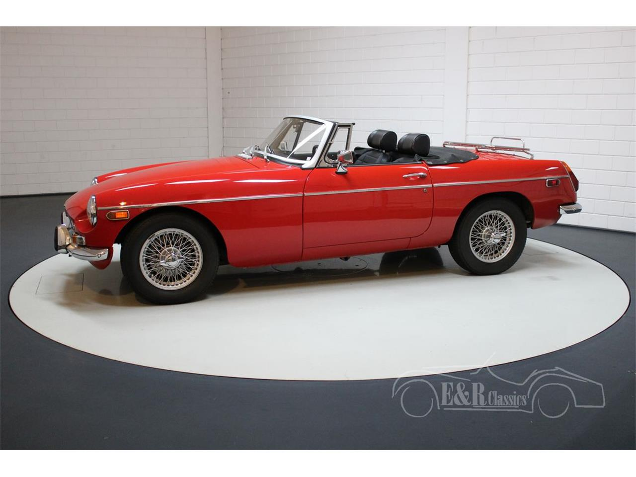 1972 MG MGB (CC-1417085) for sale in Waalwijk, Noord-Brabant