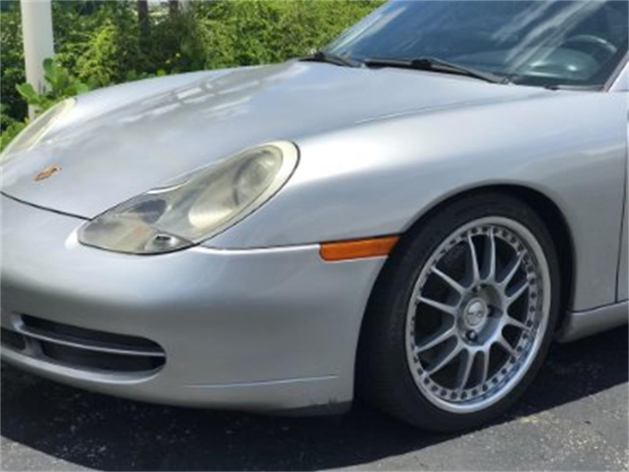2001 Porsche 911 Carrera (CC-1417087) for sale in Miami, Florida