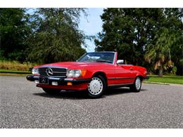 1987 Mercedes-Benz 560 (CC-1417089) for sale in Clearwater, Florida