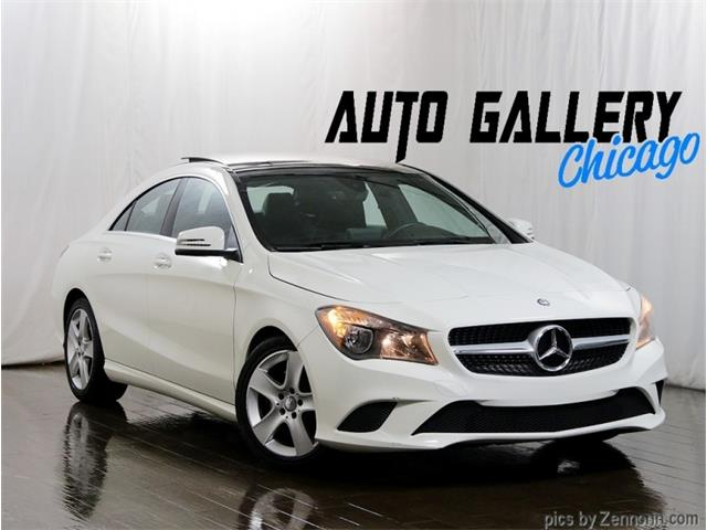 2016 Mercedes-Benz CLA (CC-1417094) for sale in Addison, Illinois