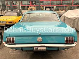 1966 Ford Mustang (CC-1410710) for sale in Los Angeles, California