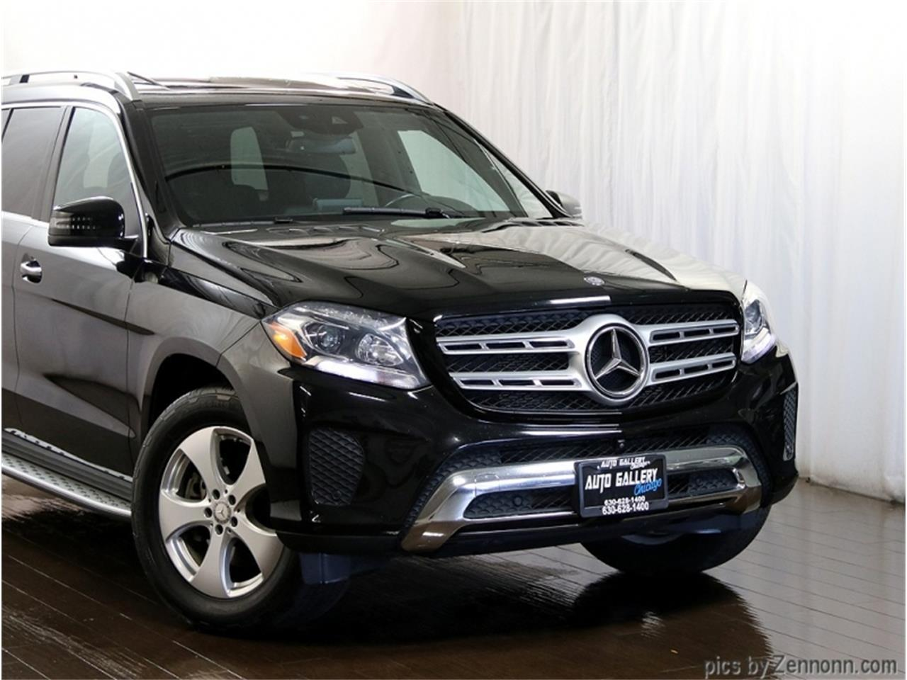 2017 Mercedes-Benz GLS-Class (CC-1417100) for sale in Addison, Illinois