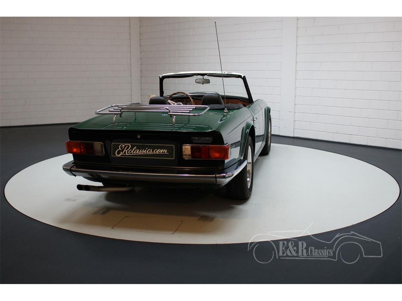 1972 Triumph TR6 (CC-1417101) for sale in Waalwijk, Noord-Brabant