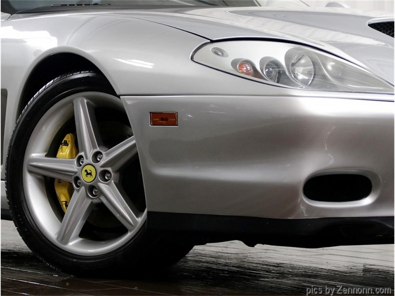 2004 Ferrari 575M Maranello (CC-1417106) for sale in Addison, Illinois