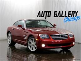 2004 Chrysler Crossfire (CC-1417107) for sale in Addison, Illinois