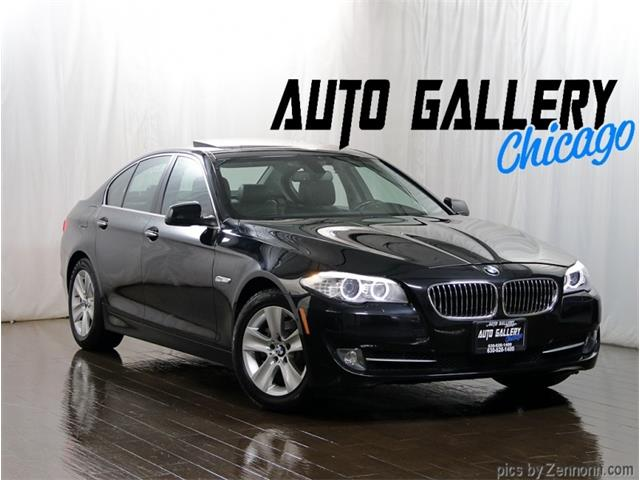 2013 BMW 5 Series (CC-1417111) for sale in Addison, Illinois