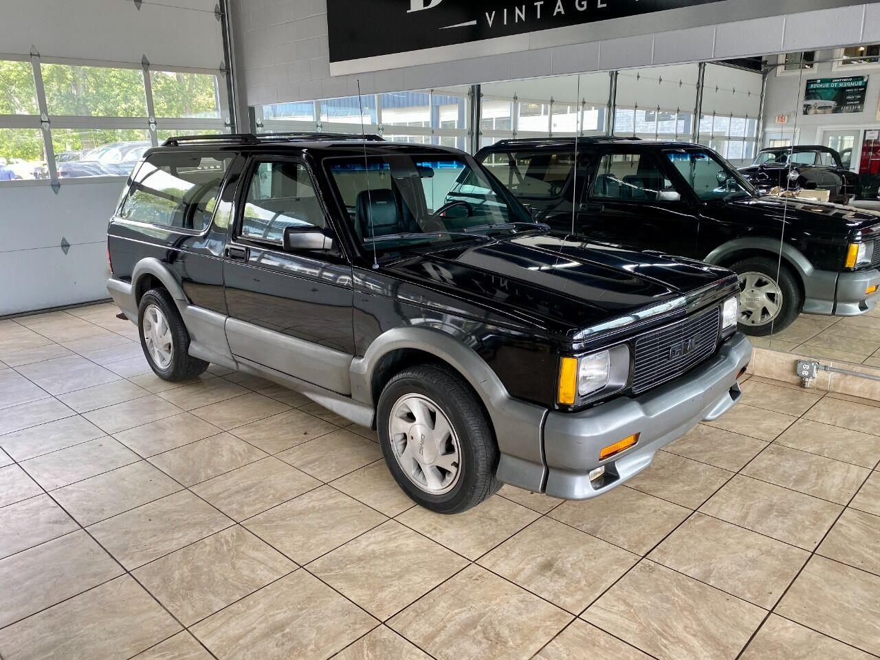 for sale 1992 gmc typhoon in st. charles, illinois cars - saint charles, il at geebo