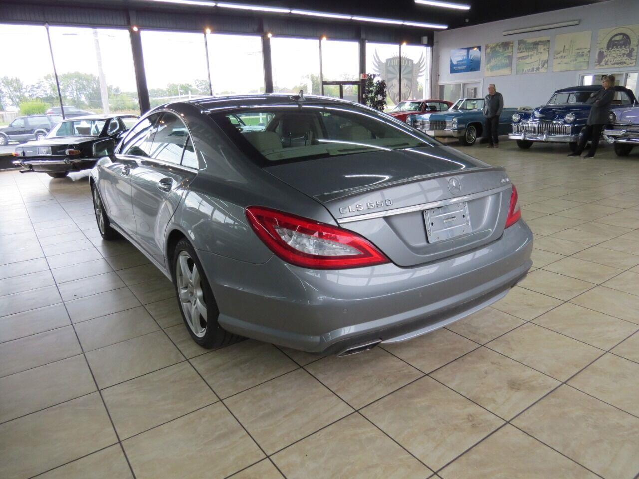 2013 Mercedes-Benz CLS-Class (CC-1417131) for sale in St. Charles, Illinois
