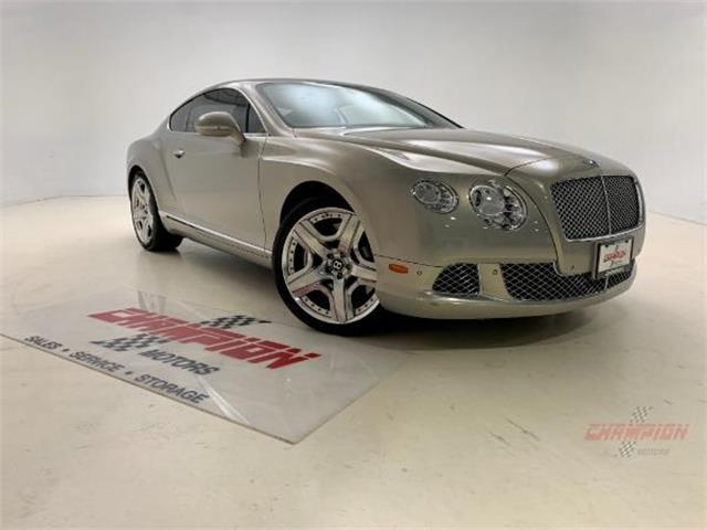 2012 Bentley Continental Mulliner (CC-1417133) for sale in Syosset, New York