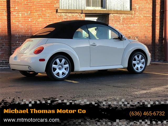 2003 Volkswagen Beetle (CC-1417135) for sale in Saint Charles, Missouri