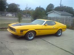 1973 Ford Mustang Mach 1 (CC-1417143) for sale in Attica, Indiana