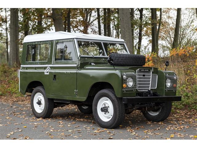 1971 Land Rover Series IIA (CC-1417146) for sale in STRATFORD, Connecticut