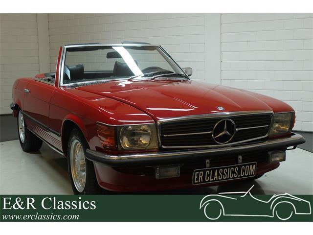 1975 Mercedes-Benz 280SL (CC-1417148) for sale in Waalwijk, Noord-Brabant