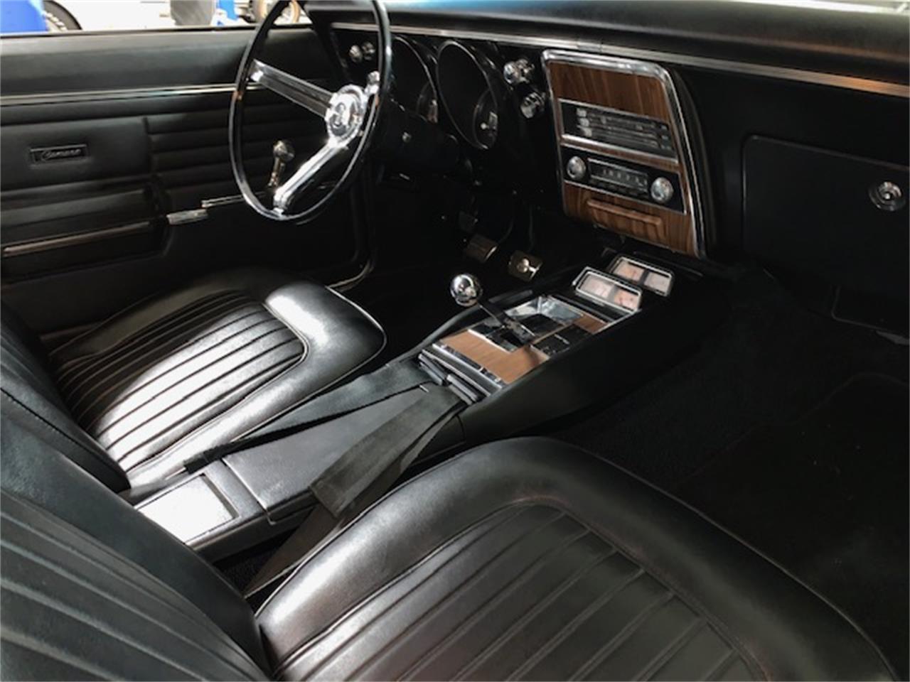 1968 Chevrolet Camaro Z28 (CC-1417150) for sale in Etobicoke, Ontario