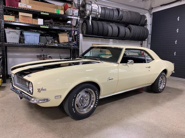 1968 Chevrolet Camaro Z28 (CC-1417150) for sale in Etobicoke, Ontario