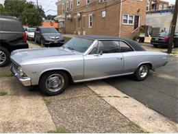 1966 Chevrolet Chevelle Malibu (CC-1417154) for sale in Merchantville, New Jersey