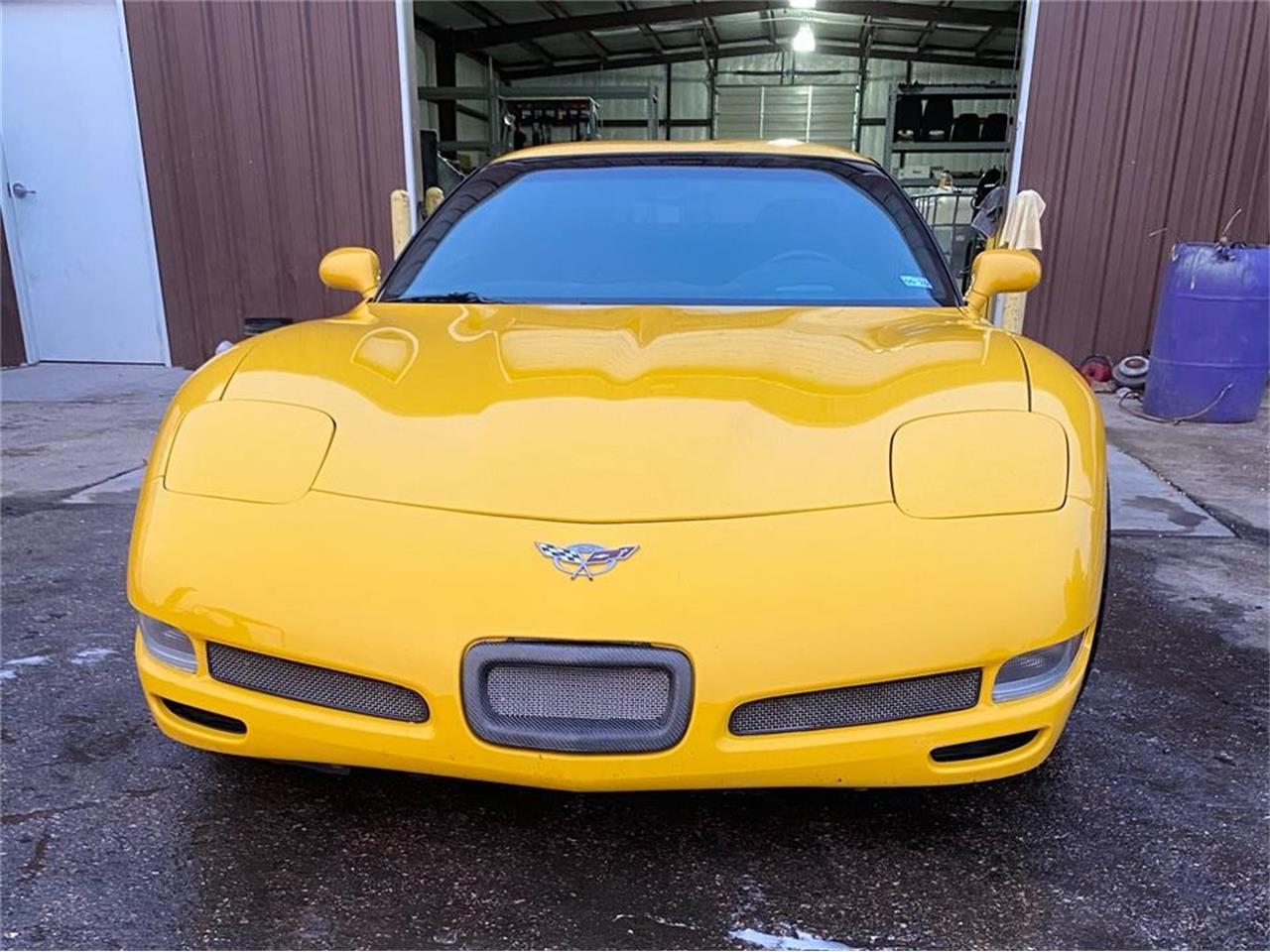 2003 Chevrolet Corvette Z06 (CC-1417158) for sale in Hobbs , New Mexico