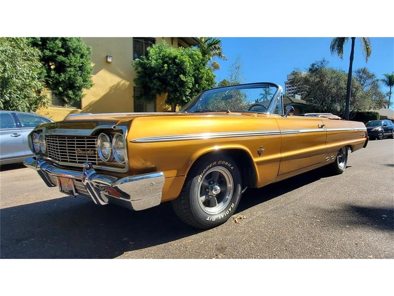 1964 Chevrolet Impala SS (CC-1417161) for sale in San Diego, California
