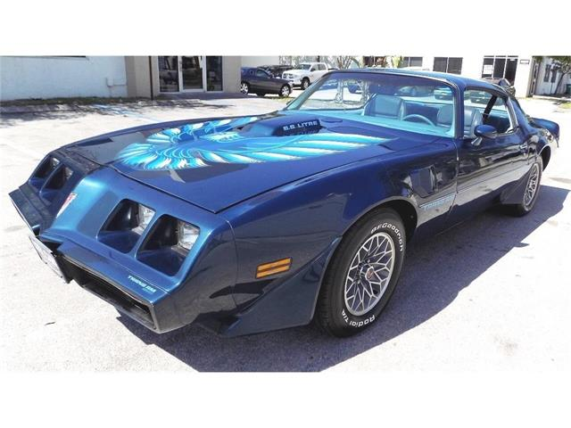 1979 Pontiac Firebird Trans Am (CC-1417168) for sale in Pompano Beach, Florida