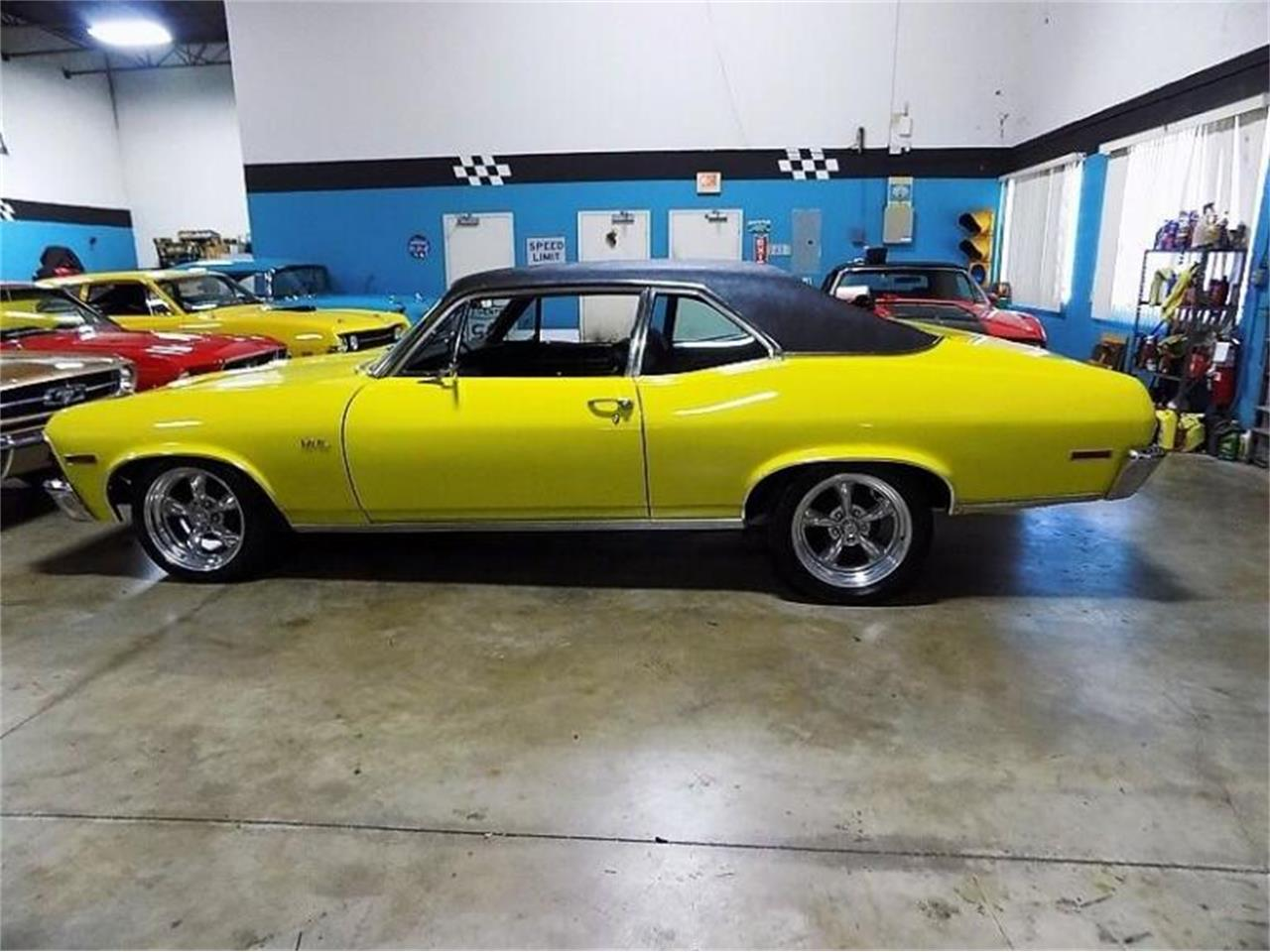 1971 Chevrolet Nova (CC-1417173) for sale in Pompano Beach, Florida