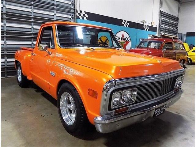 1970 GMC C/K 1500 (CC-1417177) for sale in Pompano Beach, Florida