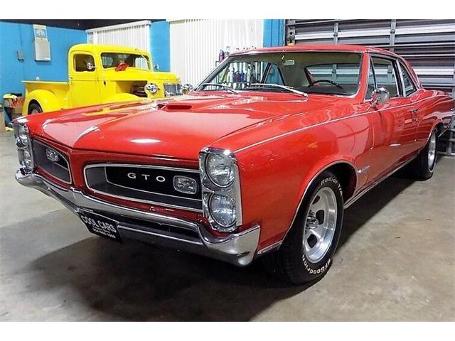 1966 Pontiac GTO (CC-1417179) for sale in Pompano Beach, Florida