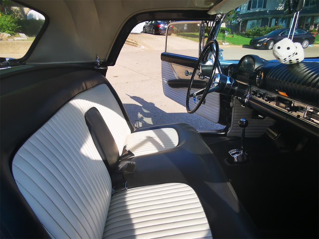 1956 Ford Thunderbird Sports Roadster (CC-1417180) for sale in Oklahoma City, Oklahoma