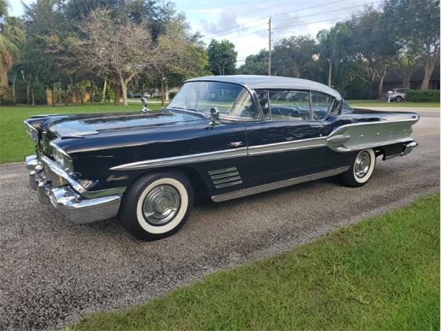 1958 Pontiac Bonneville (CC-1417186) for sale in Pompano Beach, Florida